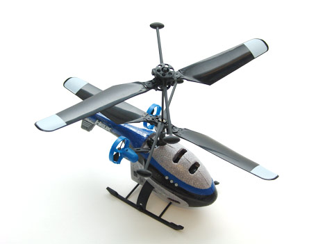 how to build a rc helicopter for beginners
