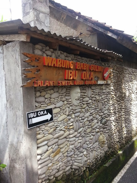 Babi Guling Ibu Oka Ubud Bali