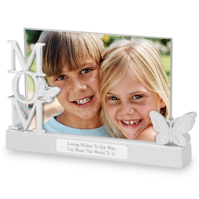for home or office heres how to show the world who holds a very important place in your life give this classic mom frame as a birthday mothers day or - Mom Picture Frame