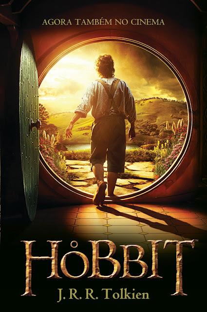 Bilbo bolseiro avista a imagem do condado