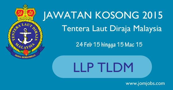 Jawatan Kosong TLDM 2015 Terkini