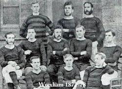 Wrexham fc 1877 / 78