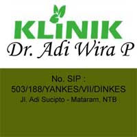 Telah HADIR Klinik Dr. Adi Wira P