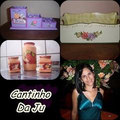 CANTINHO DA JU