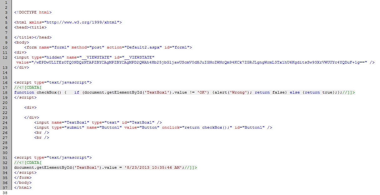 Apie WEB technologijas: Understanding RegisterClientScriptBlock ...