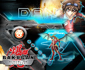 #1 Bakugan Wallpaper