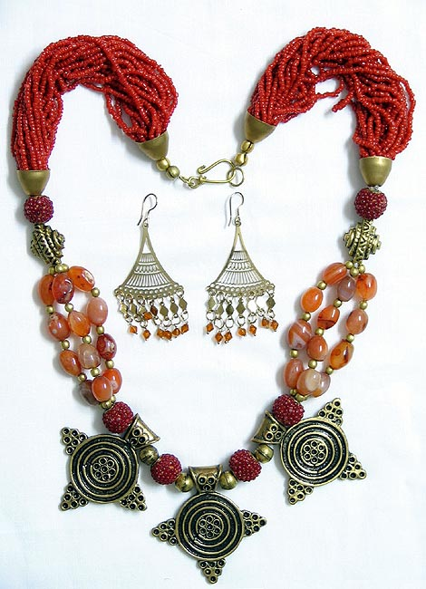 antique indian jewelry styles bridal wearing antique