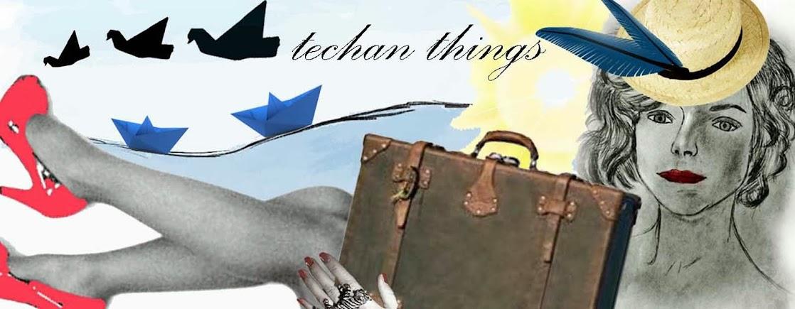 techan things