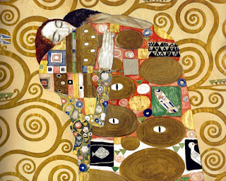 Studying Under the Masters- Gustav Klimt-Melody Ross