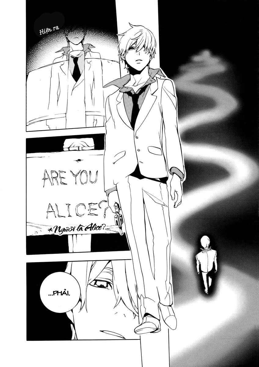 Are you Alice? Chapter 19 - Trang 21