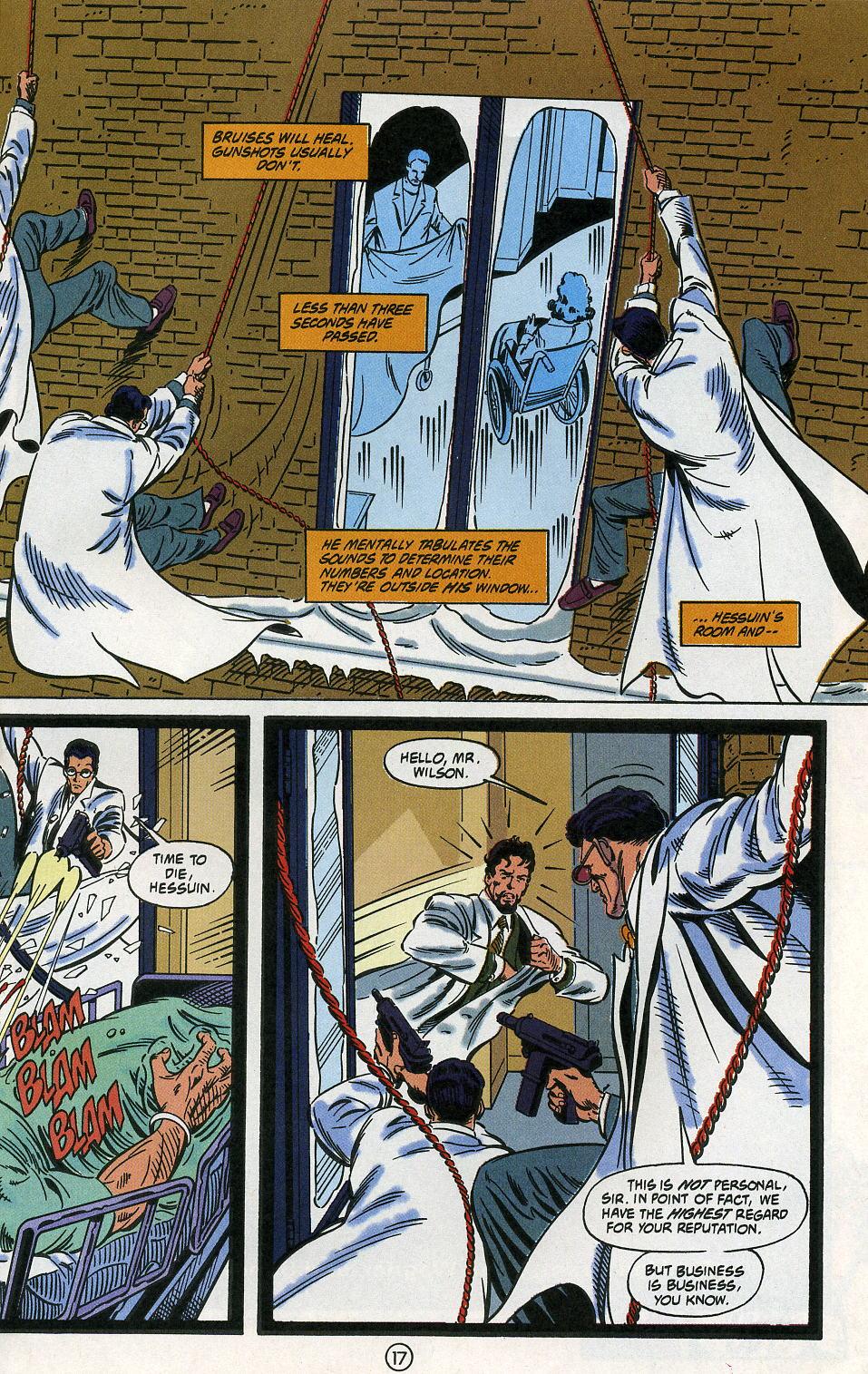 Deathstroke (1991) Issue #5 #10 - English 21