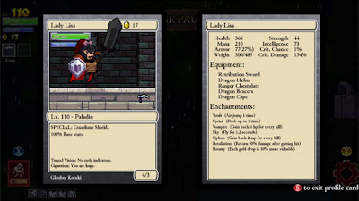 Download Rogue Legacy-WaLMaRT Pc Game