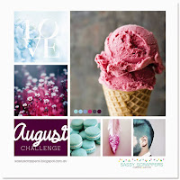 August Moodboard Challenge