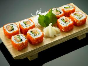 Sushi Suspected Salmonella EpidemicTrigger in the U.S.