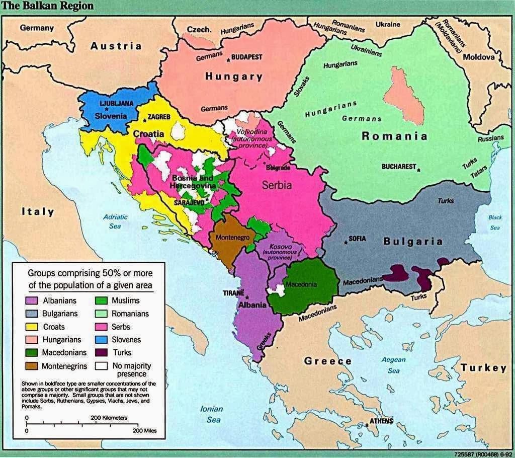 Peninsula Balcanica