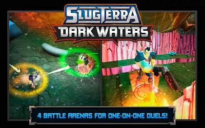 Slugterra: Dark Waters mod apk