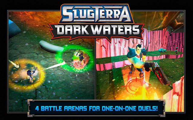 Slugterra: Dark Waters Versi Terbaru