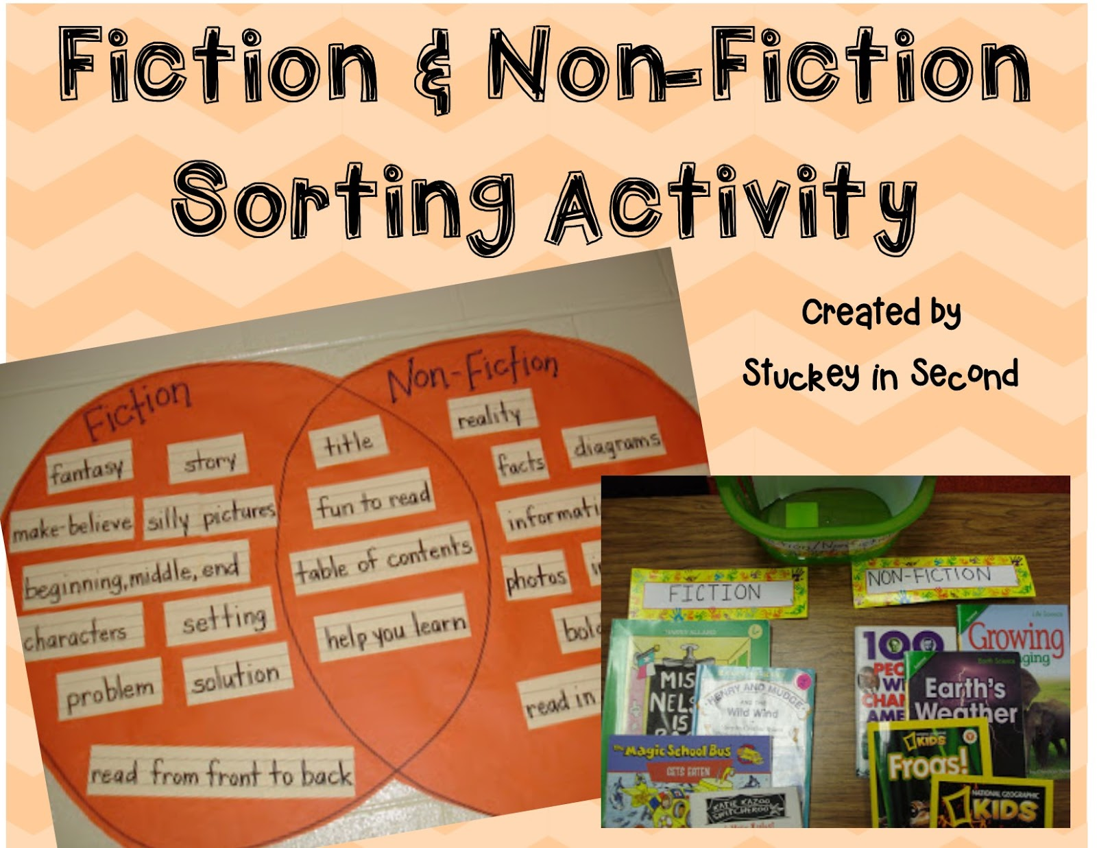 Stuckey in Second: Fiction vs. Non-Fiction
