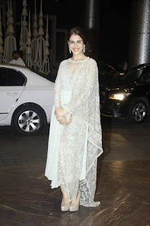 Celebs at Shahid Kapoor wedding reception gallery