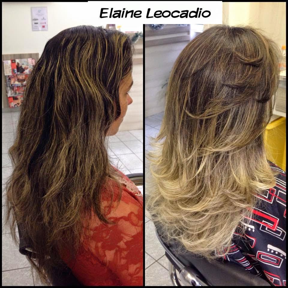SALÃO DE BELEZA ELAINE LEOCADIO SBC