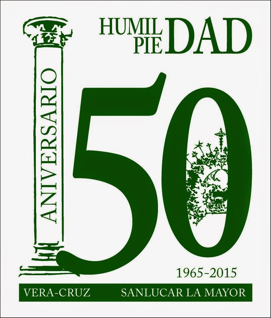 50 Aniversario en la Hdad. de la Vera-Cruz