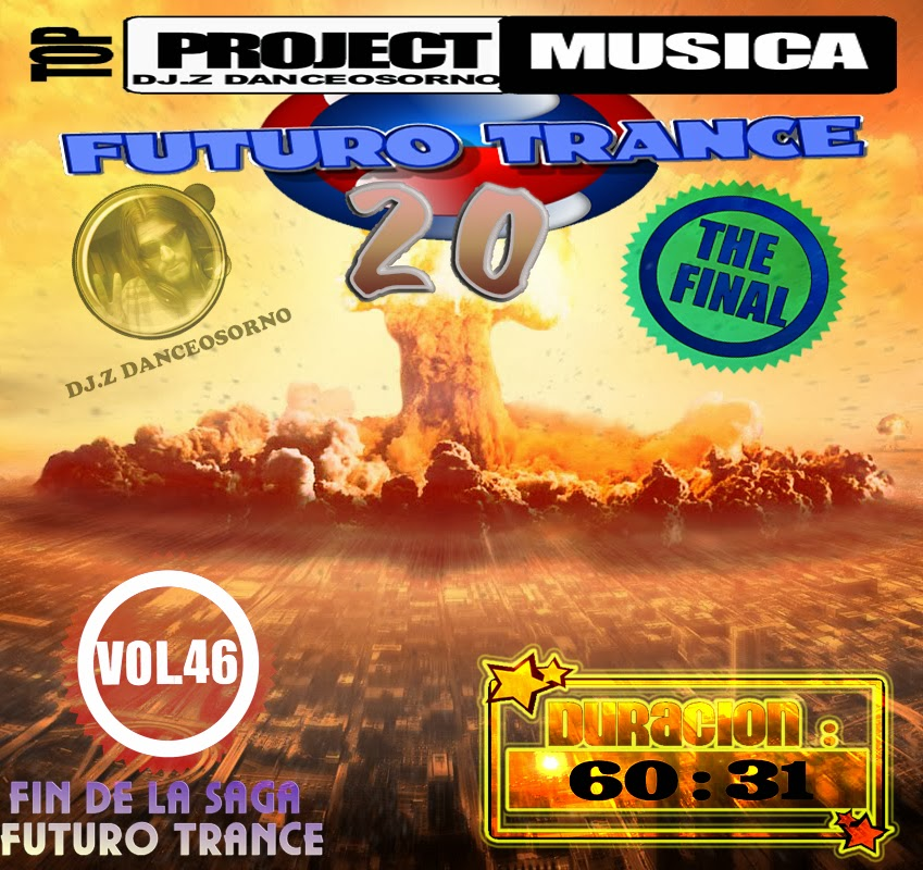 MEGAMIX FUTURO TRANCE VOL.20 THE FINAL