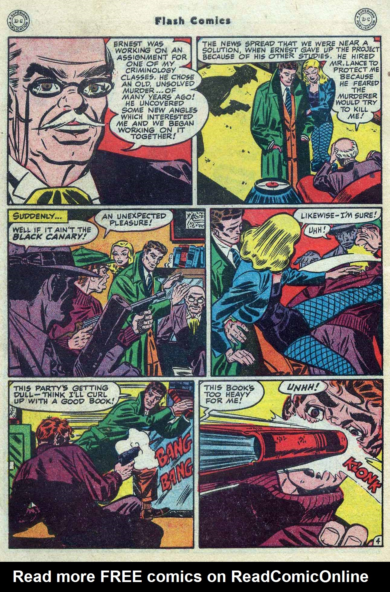 Flash Comics Issue #104 #104 - English 44