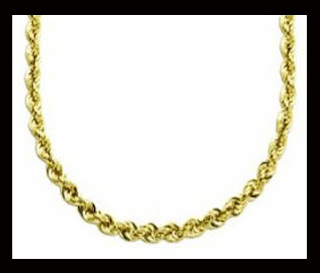 men's gold necklaces