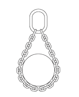 Proof Test & Inspection Chain Sling
