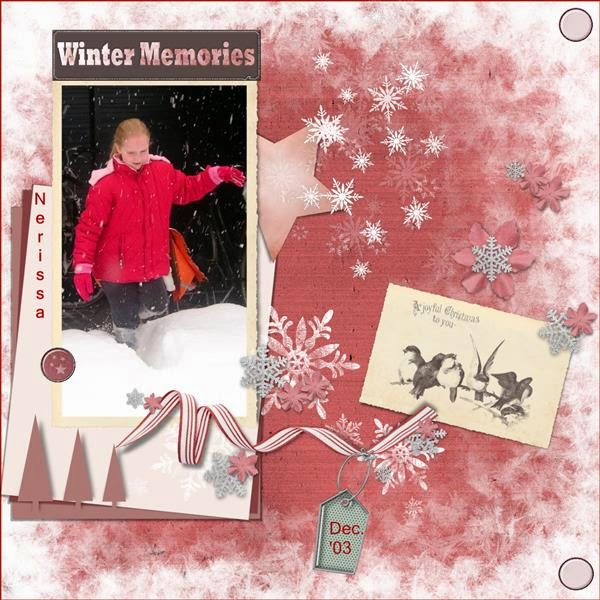 1e lo - Winter Memories