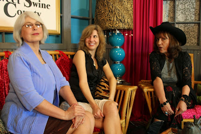 Ms. Judith Van Derswine shakes things up on The Women of Sweet Swine County