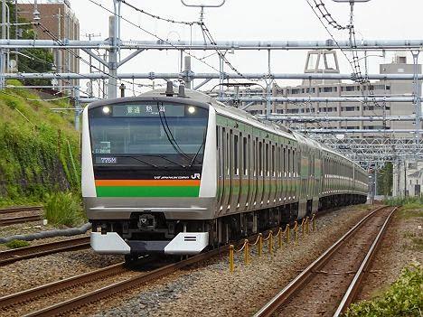 東海道線 普通 熱海行き E233系