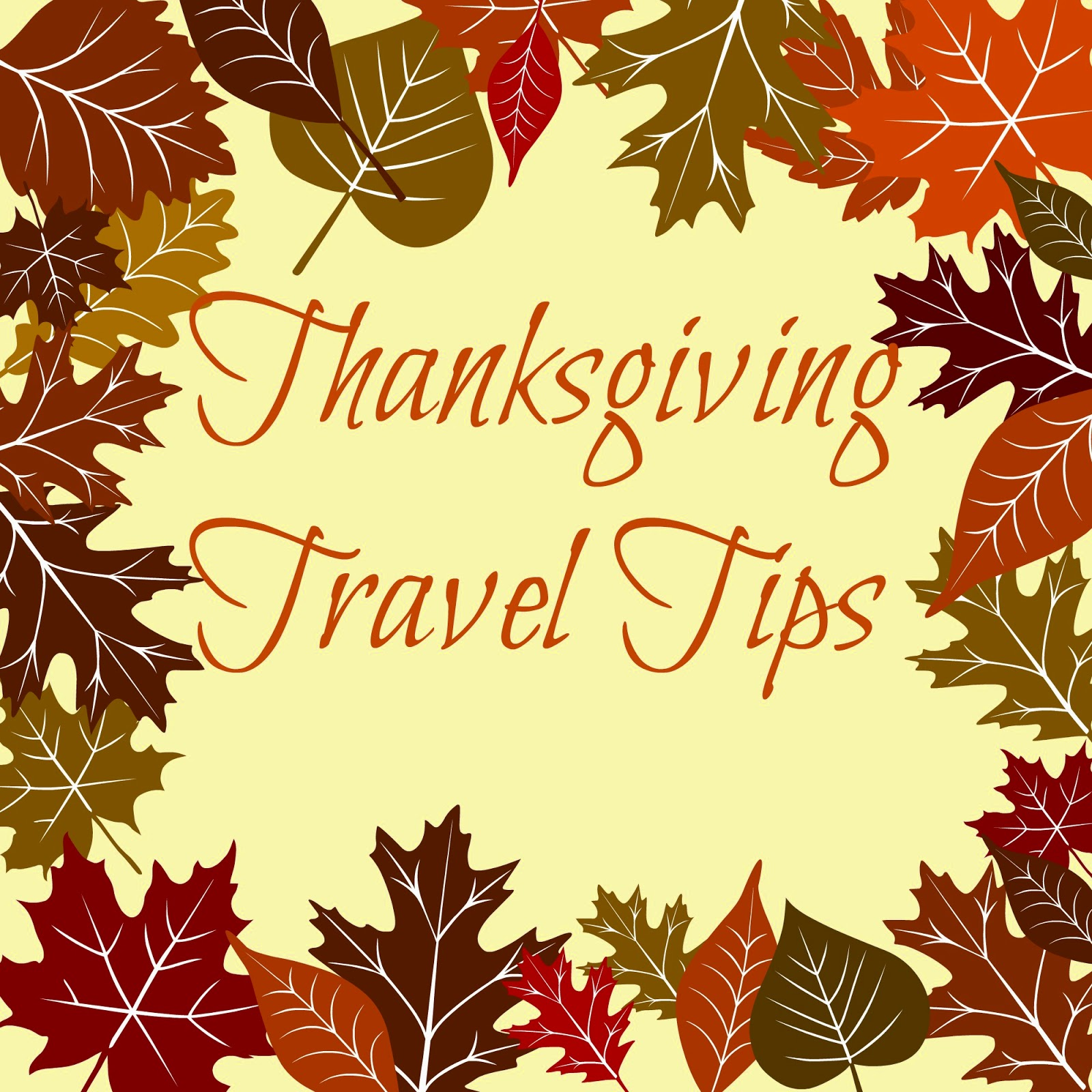 Best Travel Times for a Stress-Free Thanksgiving
