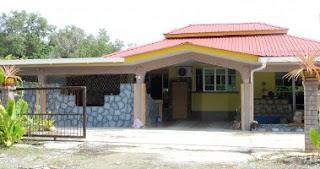 Homestay Labuan Kampung Bukit Kuda