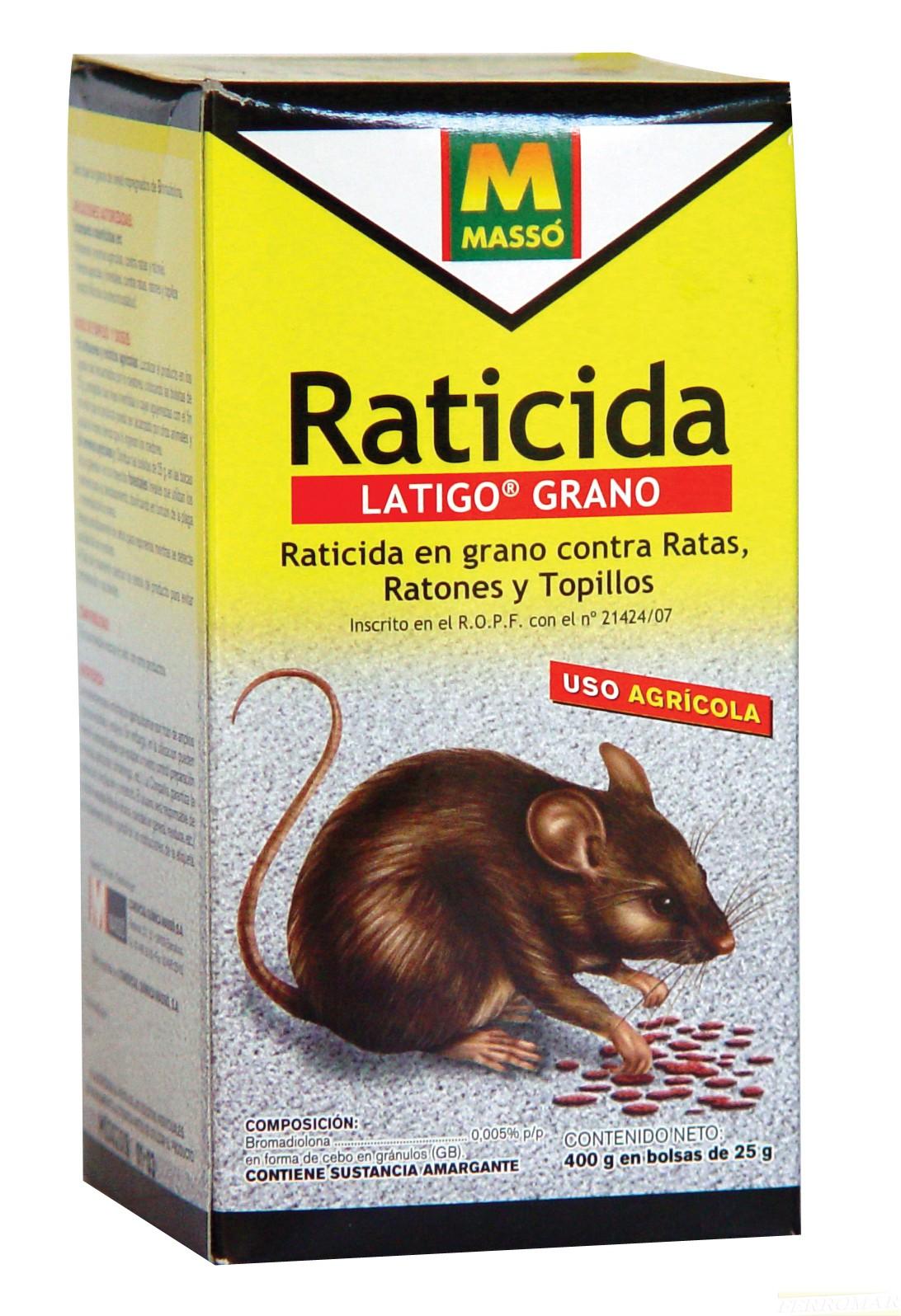 Blog veterinario noviembre 2011 - Productos para matar ratones ...