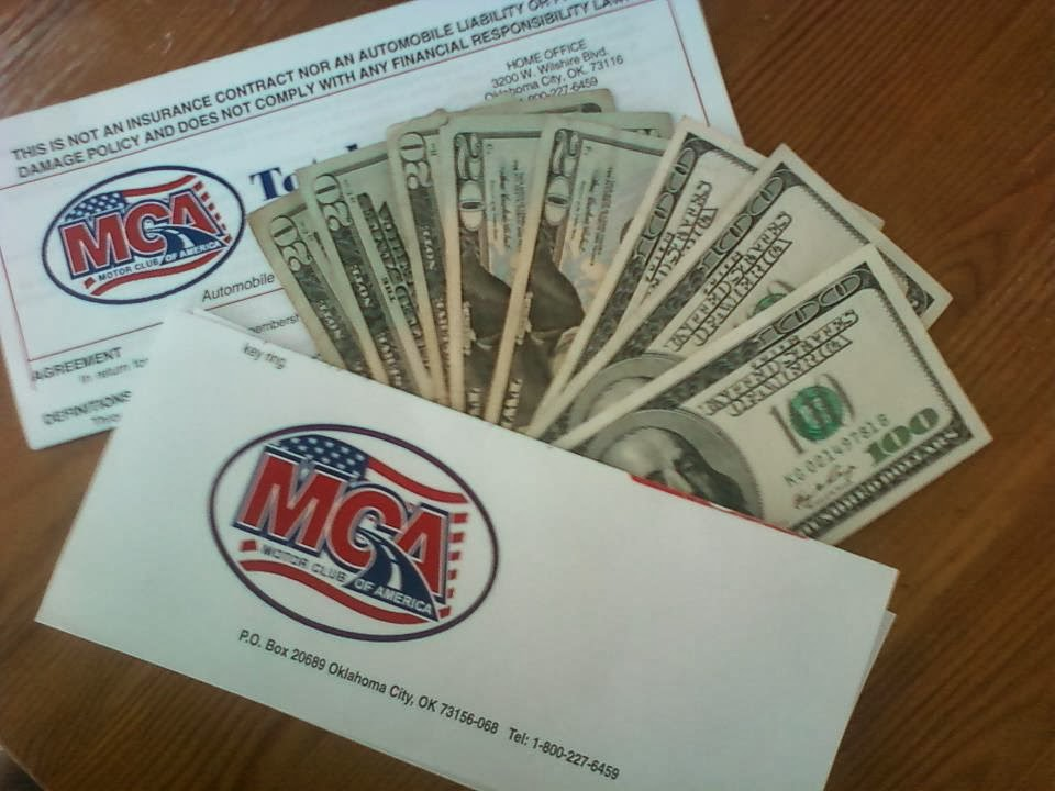 Motor Club Of America Join Mca Today