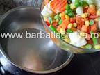 Legume gratinate la cuptor preparare reteta