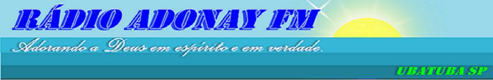 RÁDIO ADONAY FM