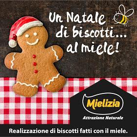 Il contest sui biscotti al miele con Mielizia