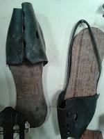 pantuflas antiguas