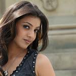 Kajal Agarwal in Black Dress Photos
