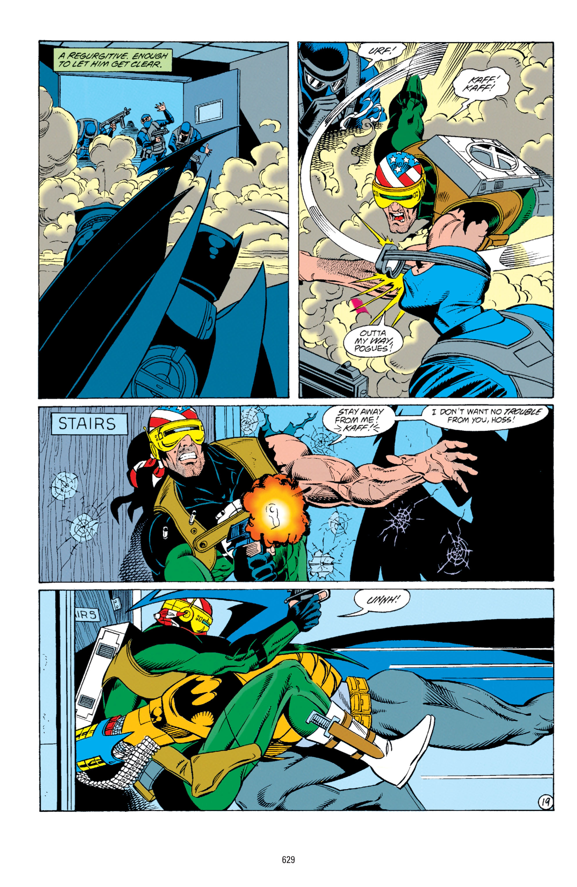 Detective Comics (1937) Issue #675 Page 19
