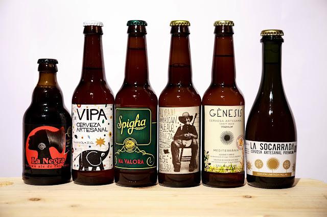 cervezas artesanales valencia espana