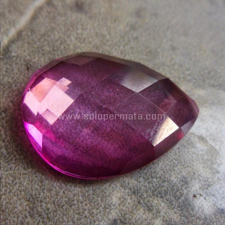 Batu Permata Pink Topaz - SP506
