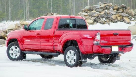 2017 Toyota Tacoma Redesign and Price United Kingdom