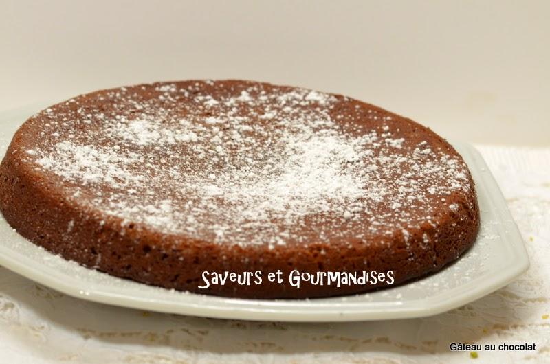 Gâteau aux  Chocolats et Cacao.