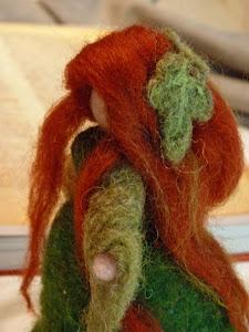 La Dama Verde del Castello di Caerphillys
