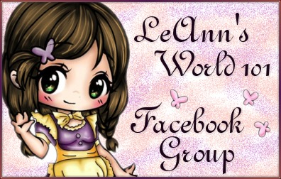 LeAnn's World 101 Facebook Group
