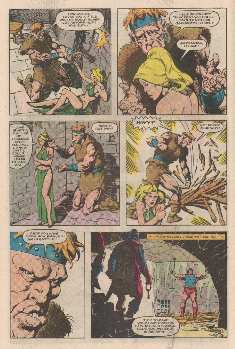 Conan the Barbarian (1970) Issue #166 #178 - English 13
