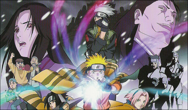 Peliculas Naruto - Naruto Shippuden | Naruto Gaiden